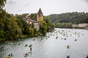 Gilles Reboisson - Lyon kayak
