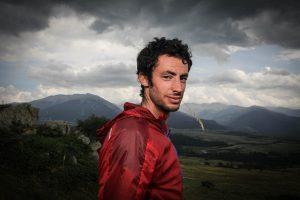 Kilian Jornet pour sa course de trail
