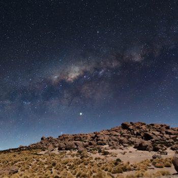 Coucher de Voie Lactée