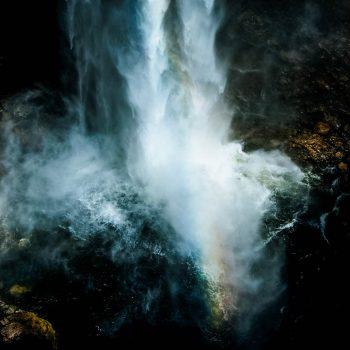 Les chutes de Manafossen
