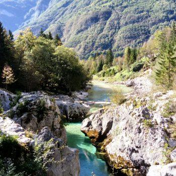 Une belle randonnée Slovène