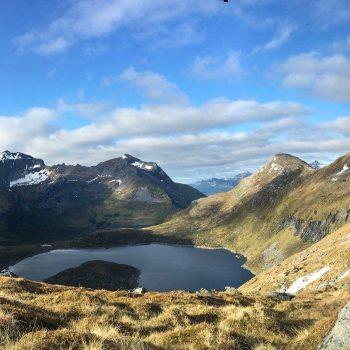 Sur les hauteurs norvégiennes