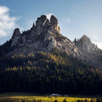 Fallen Mountain