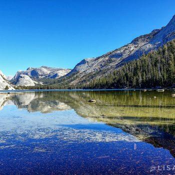 Tenaya Lake - California