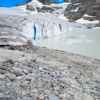 La Chute du Glacier