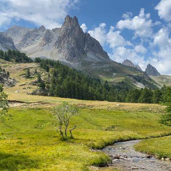Haute vallée de la Clarée , Nevache