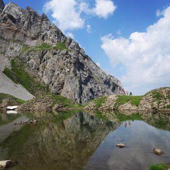 Picnic au lac de Tardevant