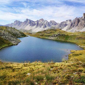 Lac Long, Névache (05)