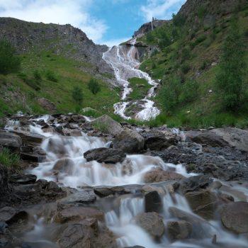La cascade de la Pisse