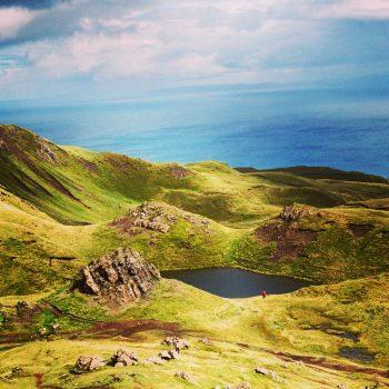 Ile de Skye, Ecosse