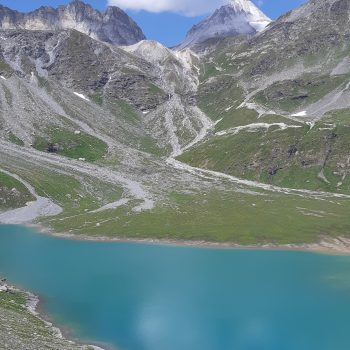 Lac blanc Vanoise