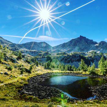 Lacs et sommets du Mercantour