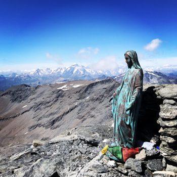 Aiguille de la Grande Sassière, plus haute randonnée de France