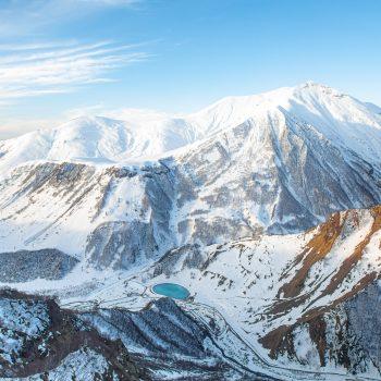 Le toit du Caucase