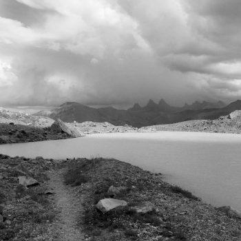 Lac des Quirlies (Alpes)