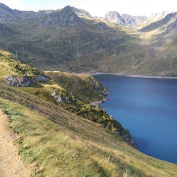 Le Lac Bleu (Haute-Pyrénées)